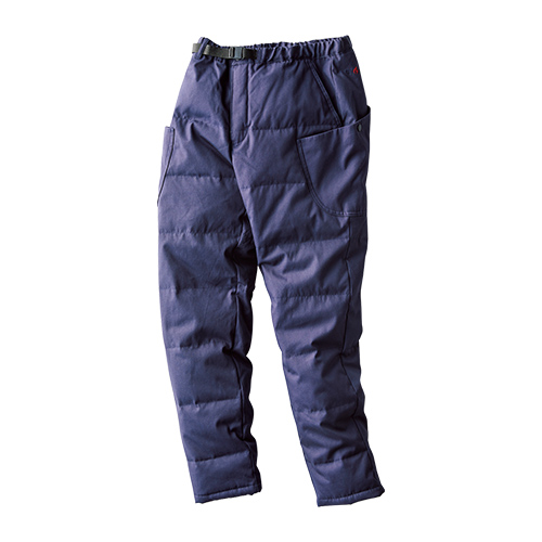 BE-PAL別注カラー FIREPROOF DOWN PANTS