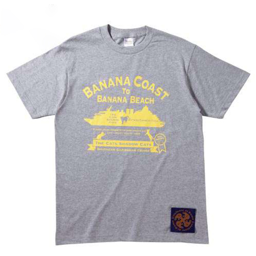 『BANANA COAST TO BANANA BEACH』Tシャツ