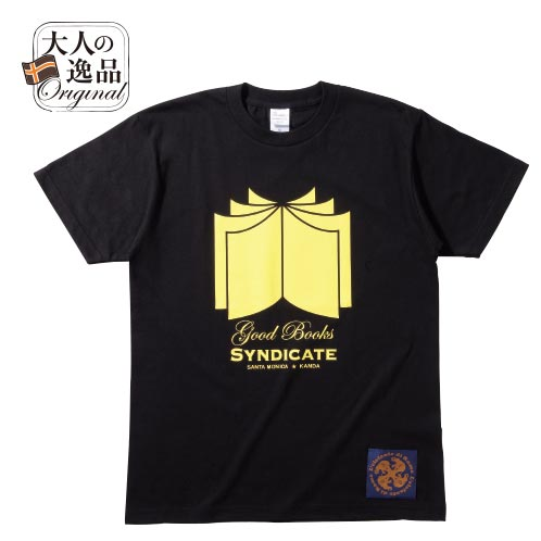 『Good Books SYNDICATE』Tシャツ