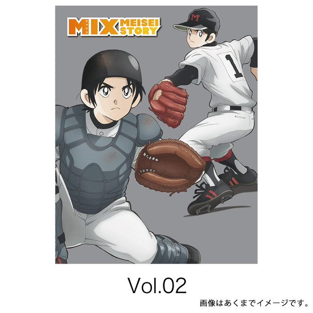MIX Blu-ray/DVD BOX Vol.2 【完全生産限定版】