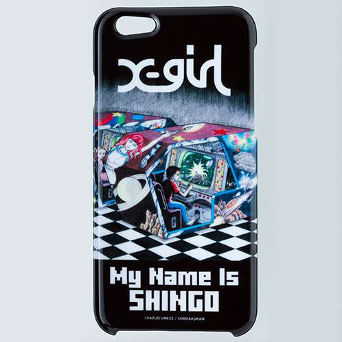 「MY NAME IS SHINGO」MOBILE CASE for iPhone6