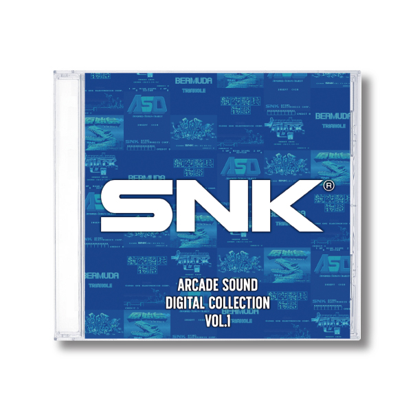 SNK ARCADE SOUND DIGITAL COLLECTION Vol.1 限定特典付