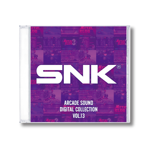 SNK ARCADE SOUND DIGITAL COLLECTION Vol.13【特典:江坂の人々付き】