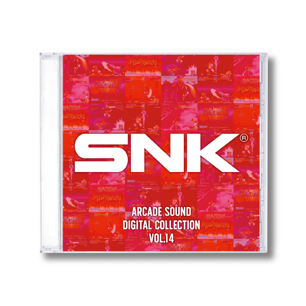 SNK ARCADE SOUND DIGITAL COLLECTION Vol.14【特典:江坂の人々付き】