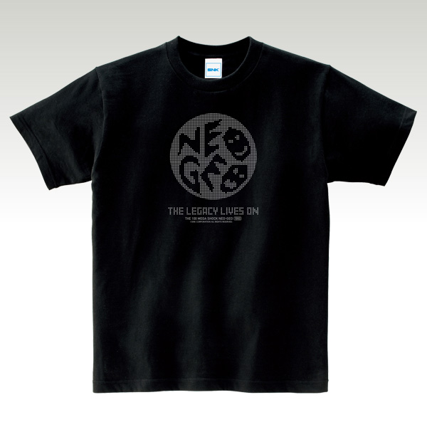 NEOGEO LABEL T′s BLACK×Dot(GY)