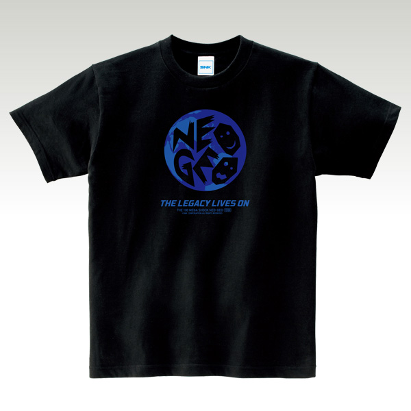 NEOGEO LABEL T′s (BL)