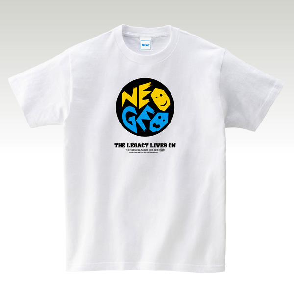 NEOGEO LABEL T′s WHITE×Face