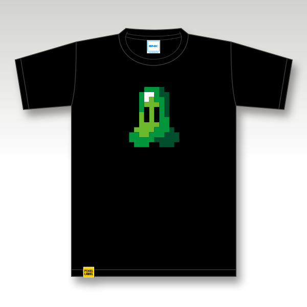 PIXEL LABEL T′s Enemy01