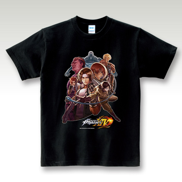 THE KING OF FIGHTERS XIV グラフィックTシャツ