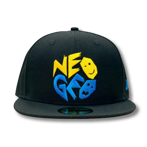 NEOGEO LABEL NEW ERAキャップ