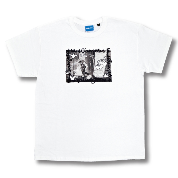 SNK×Mark Gonzales RB2 T-Shirts