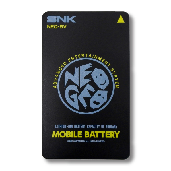 NEOGEO 4000mAh MOBILE BATTERY