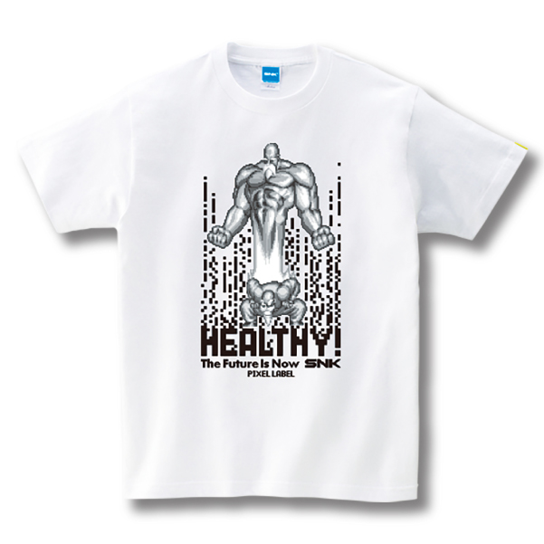 PIXEL LABEL T′s Healthy Tung
