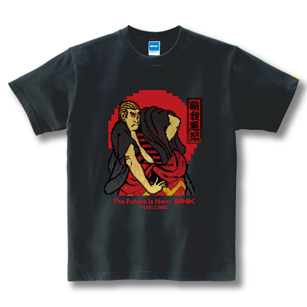 PIXEL LABEL T′s Ukiyo-e Howard