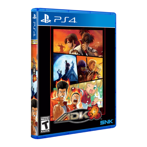 【特別販売】ADK Damashii(PS4)