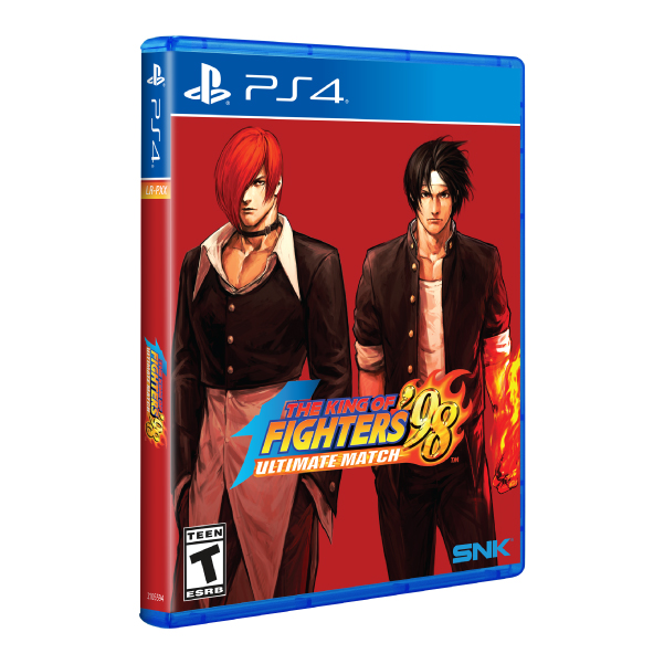The King of Fighters '98 Ultimate Match (PS4)