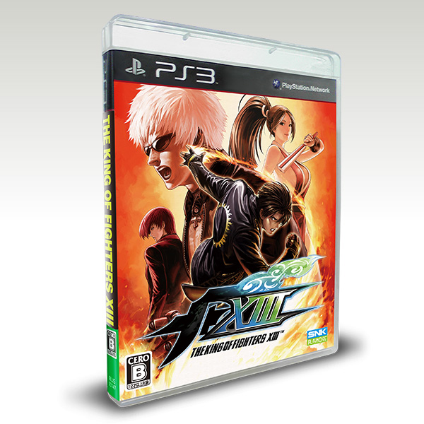 THE KING OF FIGHTERS XIII PS3/国内版