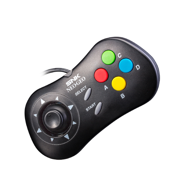NEOGEO mini PAD(Black)