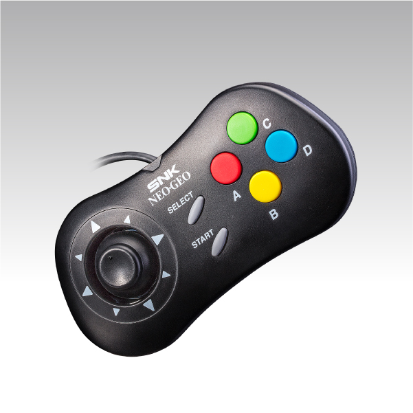 NEOGEO mini PAD(Black)※11月上旬出荷分