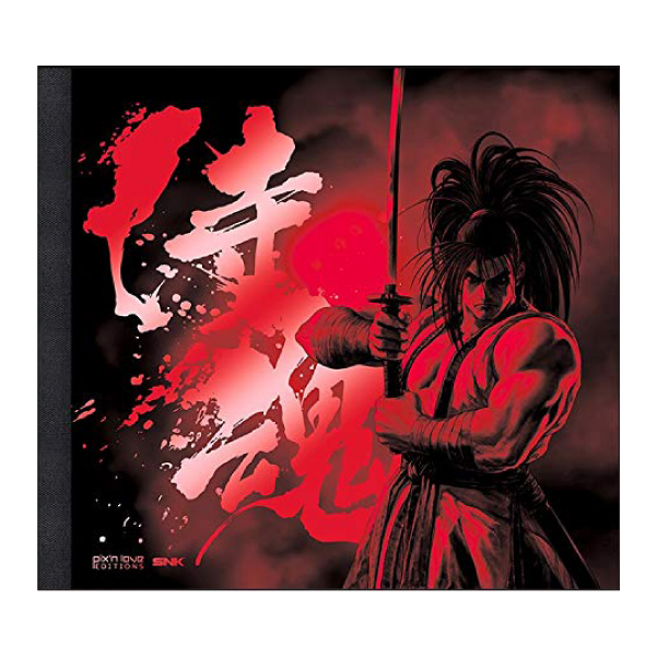 【数量限定】THE ART OF SAMURAI SHODOWN※海外書籍