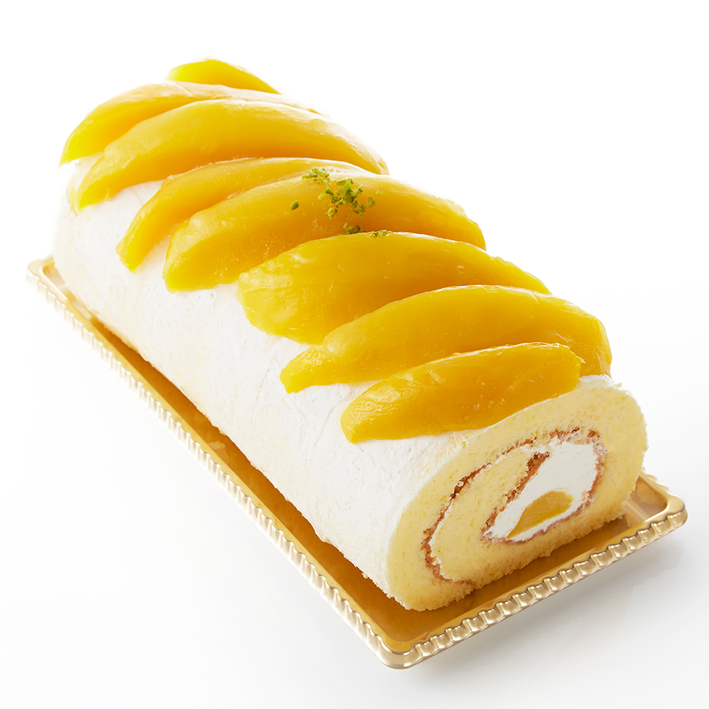 お取り寄せ(楽天) 新宿高野 Fruity マンゴーロール 価格2,700円 (税込)