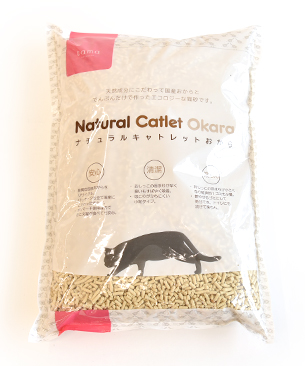 【3位】Natural Catlet Okara(ナチュラルキャトレットおから)
