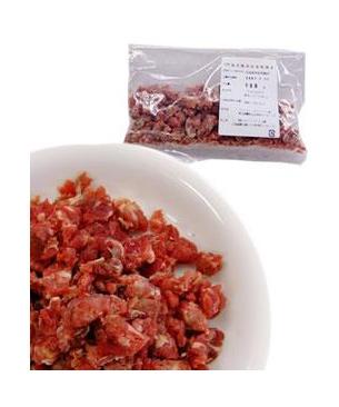 エゾ鹿赤身ひき肉 100g◆クール便(冷凍)◆