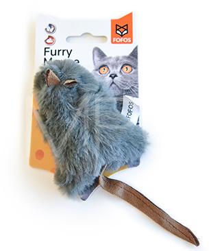 FOFOS サウンドマウス グレー