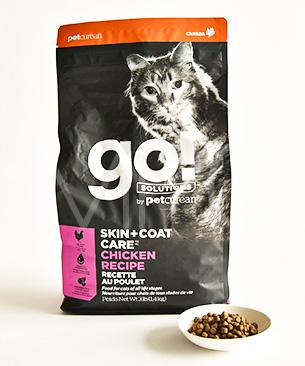 ゴー スキン+コートケア チキンレシピ