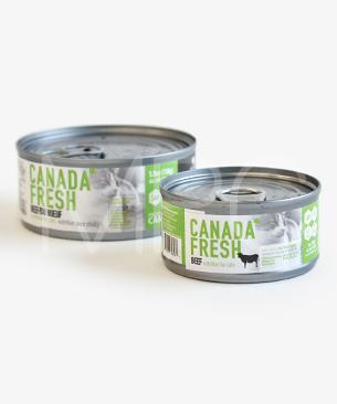 ペットカインド CAT カナダフレッシュ ビーフ缶