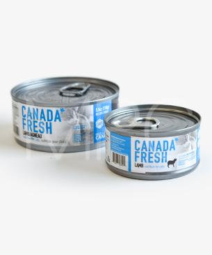 ペットカインド CAT カナダフレッシュ ラム缶