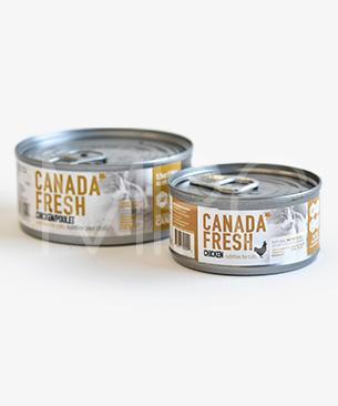 ペットカインド CAT カナダフレッシュ チキン缶