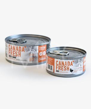 ペットカインド CAT カナダフレッシュ ダック缶