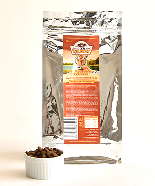 ワイルドキャット ラニ(キジ・鴨/タンパク質:31%)