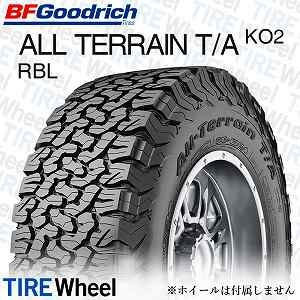 BFGoodrich All-Terrain T//A KO2 Radial Tire LT215//65R16//D 103//100S