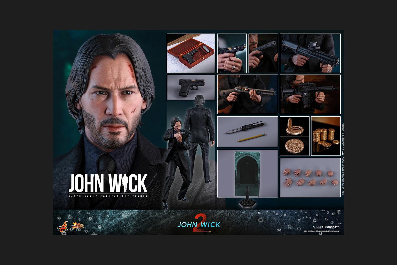 ジョン ウィック 金貨