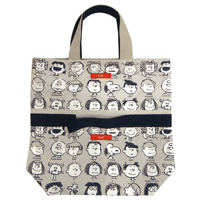 スヌーピー CAPACITY BAG SS(WHO'S WHO)