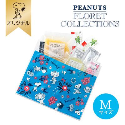 【おかいものSNOOPYオリジナル】BOOK LOVERS ミニケース(イヤホン・小銭)