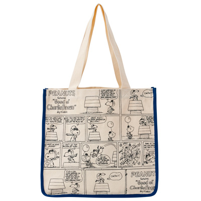 PEANUTS×ROOTOTE トール キャンバス (Flying Ace)