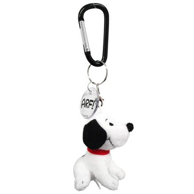 Peanuts Carabiner Mascot 50/'s Snoopy