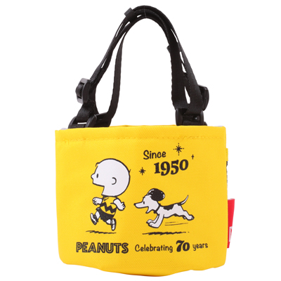 PEANUTS×ROOTOTE ルーカップ (イエロー)