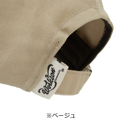PEANUTS Lifework Design BASIC LOW CAP (Happy)