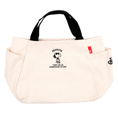 PEANUTS ROOTOTE ミディアムバッグ (ジョー・クール)