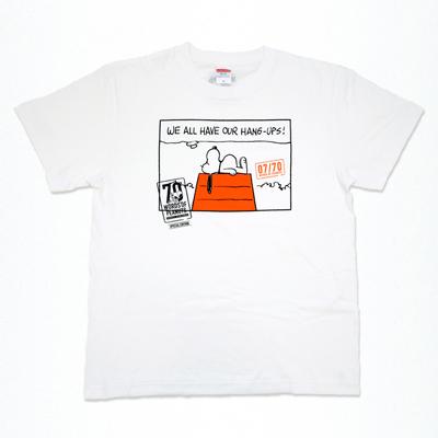 スヌーピー Tシャツ アートNo.7