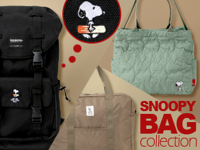 SNOOPY BAG COLLECTION