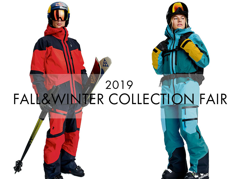 2019 FALL&WINTER COLLECTION FAIR【オンライン予約のご案内】