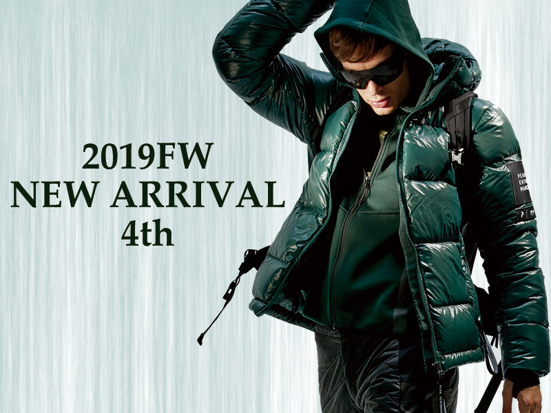 NEW ARRIVAL 2019FW 4th