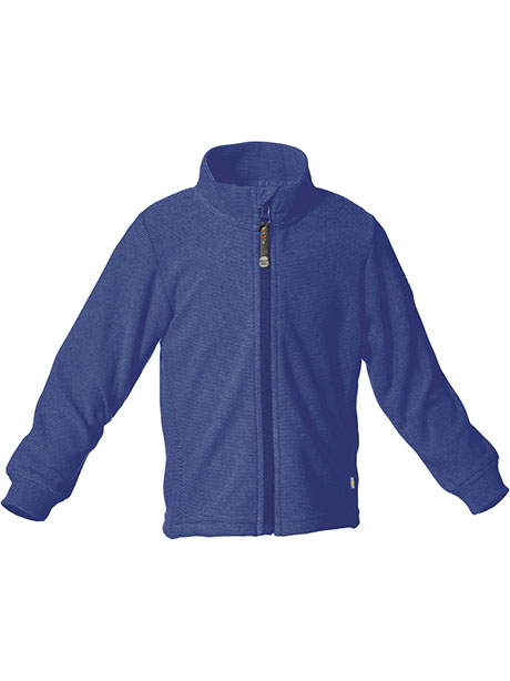 Lynx Microfleece Jacket (Kids)(I4D Denim, 122-128cm)