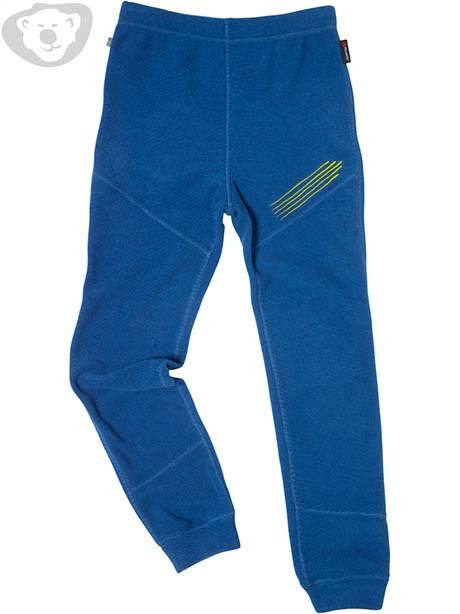 Lynx Microfleece Pants(I2K Superhero Blue, 98-104cm)