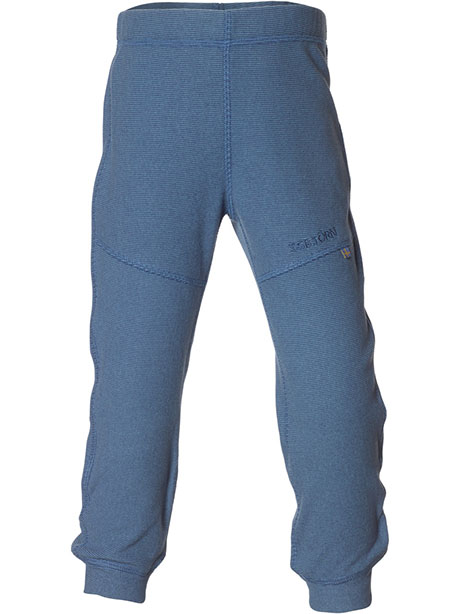 Lynx Microfleece Pants (Kids)(I4D Denim, 122-128cm)